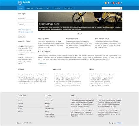 drupal theme not showing up in appearance execute responsive theme drupal org