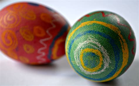 decorated eggs crafts