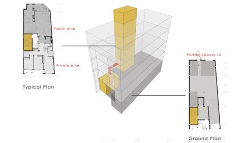 build diagram gallery of haghighi residential building boozhgan