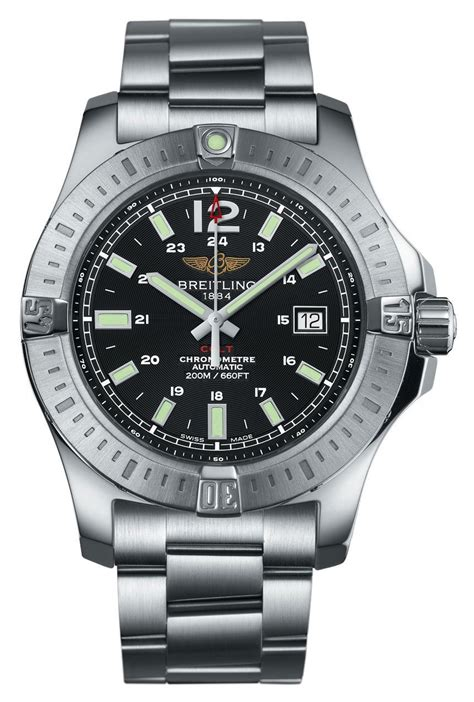 breitling colt watches for 2014 fully embrace high end