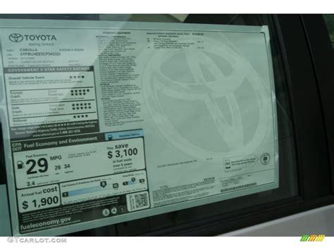 Toyota Window Sticker By Vin Use Vin For Toyota Window Sticker Autos Post