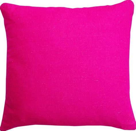 pink cusions plain hot pink cushion cover curio curio