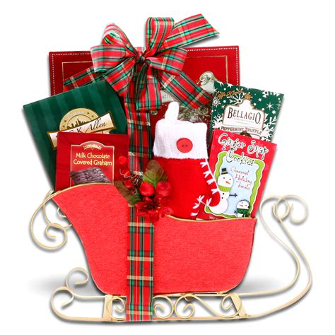 christmas holiday gift baskets wallpapers pics