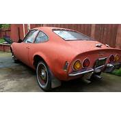 1968 Opel GT Project For Sale