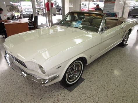Mustang 2 Years by 1964 1 2 Year Model Ford Mustang Convertible 3 Speed Automatic
