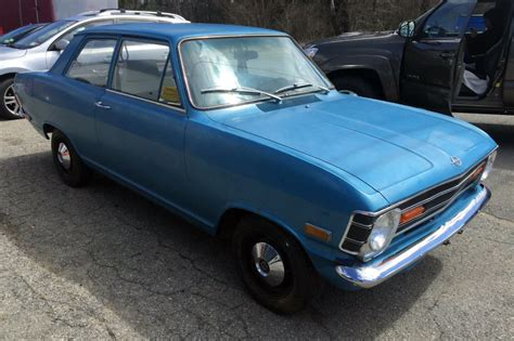 Opel Cars 1970 by Tiny Limo 1970 Opel Kadett B