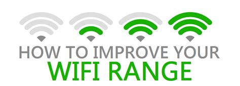 how to heal the wifi signal from your router in your house