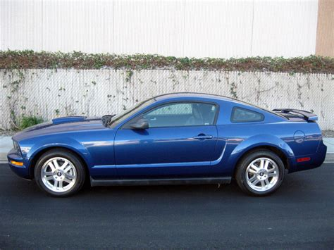 2007 Ford Mustang Coupe 2007 ford mustang coupe sold 2007 ford mustang coupe