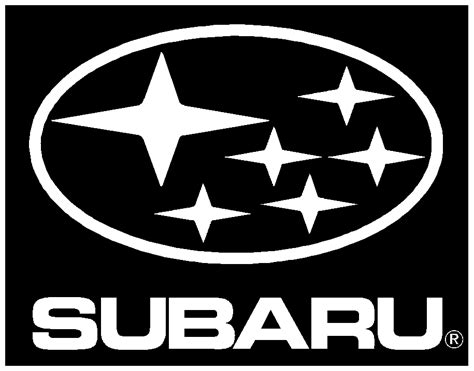 Image Gallery Subaru Decals
