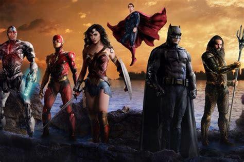 film animasi justice league justice league runtime revealed shortest dceu movie to date