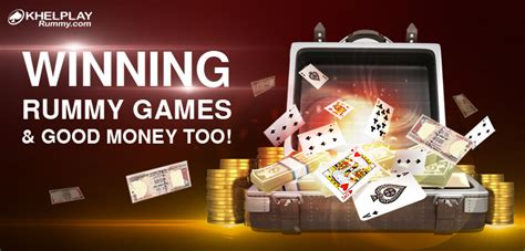 Money Winning Games - winning rummy games good money too ultimate online rummy experience with your