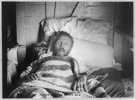 bed death 10 may the memorial of st damian de veuster de molokai