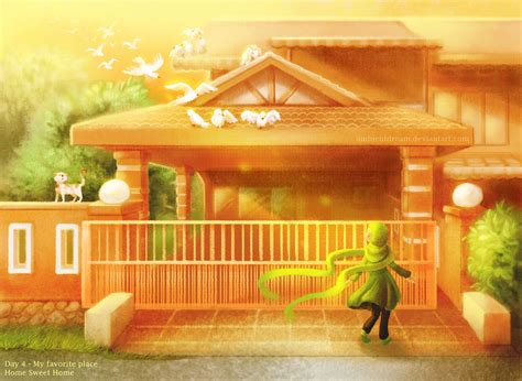 The Sweet Home by Home Sweet Home By Ambientdream On Deviantart