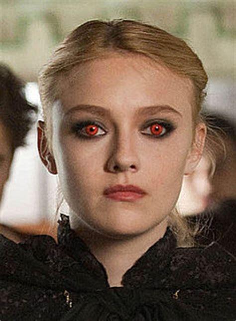 twilight halloween makeup: jane of the volturi | popsugar