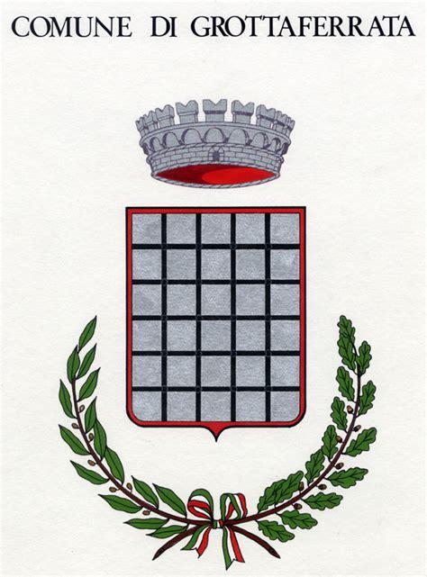 comune di grottaferrata ufficio anagrafe governo italiano ufficio onorificenze e araldica