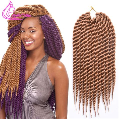crochet braids using pre twist hair crochet twists with kanekalon hair hairstylegalleries com