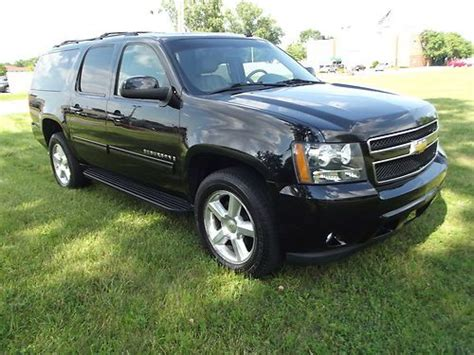 manual cars for sale 2009 chevrolet suburban 2500 parental controls buy used 2009 chevrolet suburban for sale in warren michigan united states for us 22 500 00