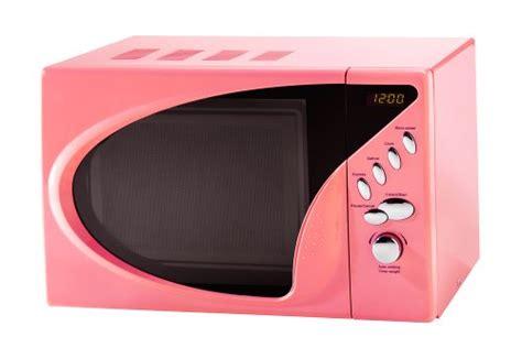 colorful microwave retro kitchen pink hinari lifestyle microwave modern