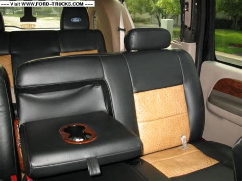 how to fix cars 2001 ford excursion seat position control i added 3rd row headrests ford truck enthusiasts forums