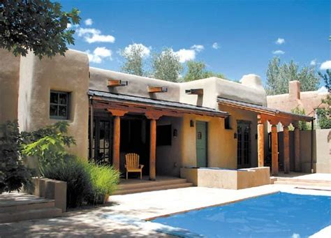new mexico style homes pueblo style home near taos new mexico southwestern