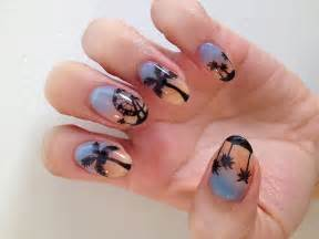 coachella nail art popsugar beauty