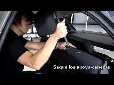 cabecera jeep patriot cubreasientos mana colocaci 243 n youtube