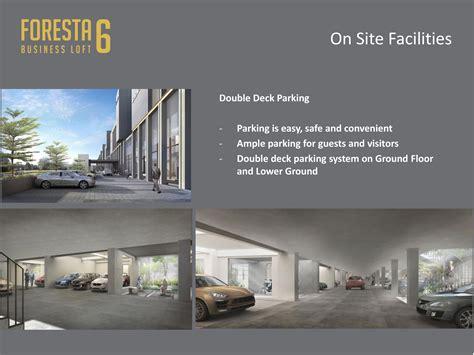 foresta bsd city dijual office sinarmas foresta business loft 6 bsd city