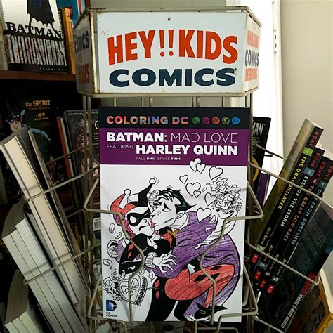 make your own hats classic reprint books dc reprints the classic batman harley quinn story mad