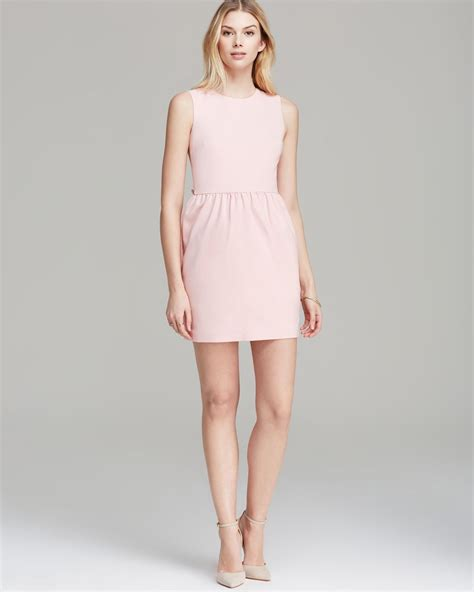 Naira Dress Pink St raoul cora dress in pink lyst