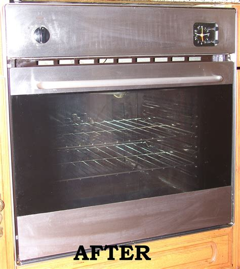 j c oven cleaning