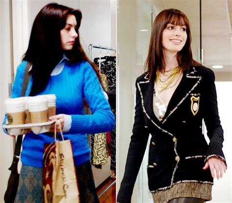 Wears Prada Hathaway by Hathaway In The Wears Prada Makeovers