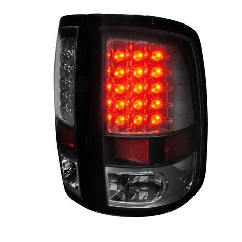 2014 Dodge Ram Lights by 2009 2014 Dodge Ram Black Led Lights Lt Ram09jmled Tm