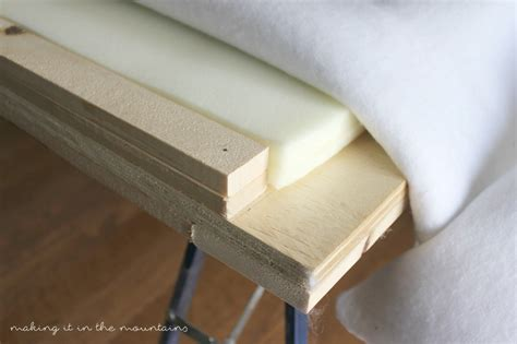diy wingback upholstered headboard diy upholstered wingback headboard