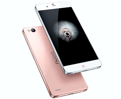 Hp Zte Nubia Prague S zte nubia prague s goes official in china with 5 2 inch display iris scanner