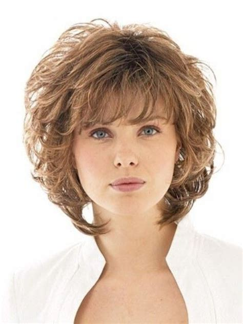 cury layered hairstyles for 9 years 16 cute short hairstyles for curly hair to make fellow
