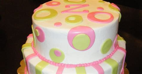 Pink And Lime Green Baby Shower by S Cakealicious Cakes Pink And Lime Green Baby