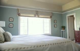 Master bedroom paint colors in fresh and warm sense baby blue wall