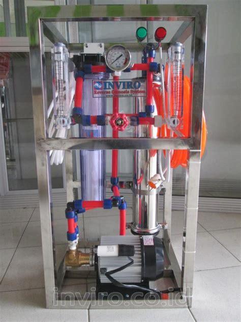 Mesin Ro 500 Gpd mesin ro 1000 gpd setara 200 galon per hari inviro