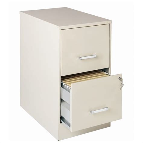 Two Drawer Filing Cabinet by Hirsh Industries Soho 2 Drawer Letter File Cabinet In