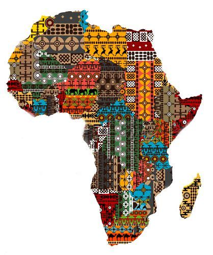 africa map design 25 best ideas about africa on