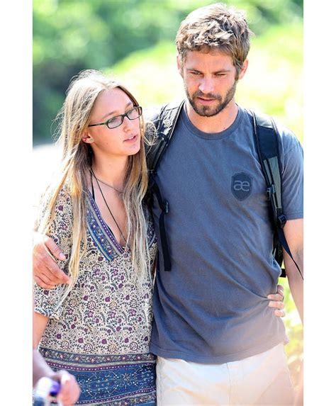 fotos de la familia paul walker inconsolable aparece por primera vez la novia de paul walker