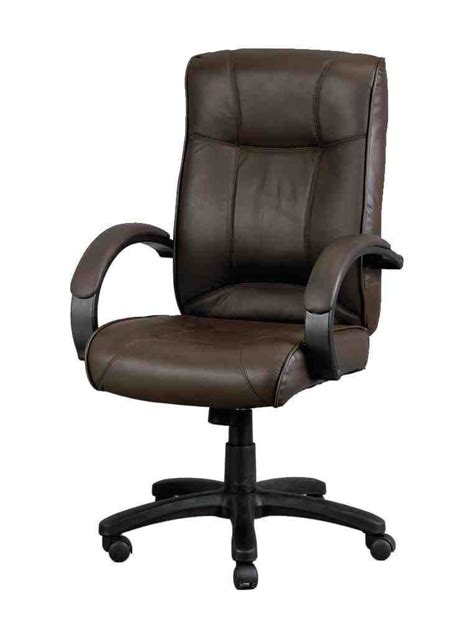 Computer Chair Leather Design Ideas Brown Leather Office Chair Leather Office Chair Pinterest Brown Leather Office Chair