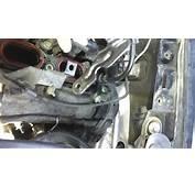 Fuel Pressure Sensor On A Lincoln Ls V 6 2001  YouTube