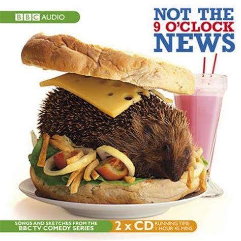 nine oclock news bol not the nine o clock news 9781405677493 boeken