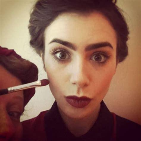 Lily Collins Instagram Pics   Celebzz   Celebzz