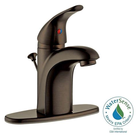 design house faucet reviews design house lola single hole 1 handle bathroom faucet in