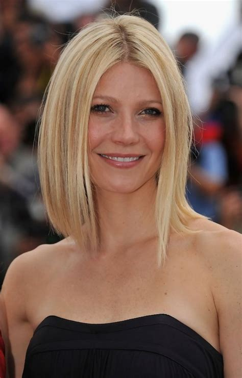 Long Bob Hairstyles Gwyneth Paltrow | bob hairstyles for 2015 33 bob cuts that look great on