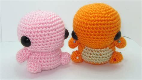 standard head  body amigurumi crochet tutorial youtube