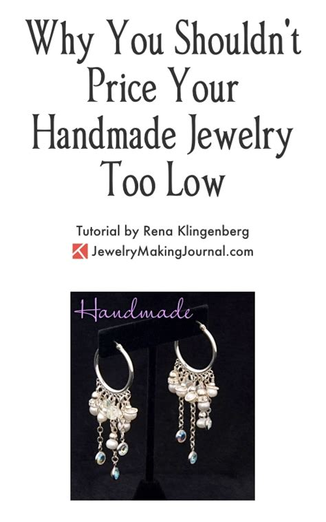 How To Price Handmade Jewelry - pricing handmade jewelry low jewelry journal
