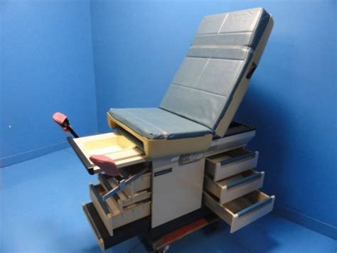used ritter 404 exam table for sale dotmed listing 1824403